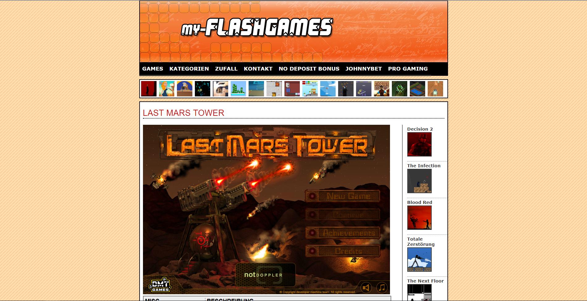 Flash Alternativen