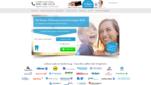 Zahnzusatzversicherung-direkt.de Vergleich Startseite Screenshot 1
