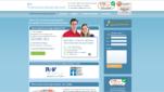 Zahnzusatzversicherung-experten.de Vergleich Startseite Screenshot 1
