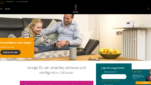 innogy Smart Home Anbieter Startseite Screenshot 1