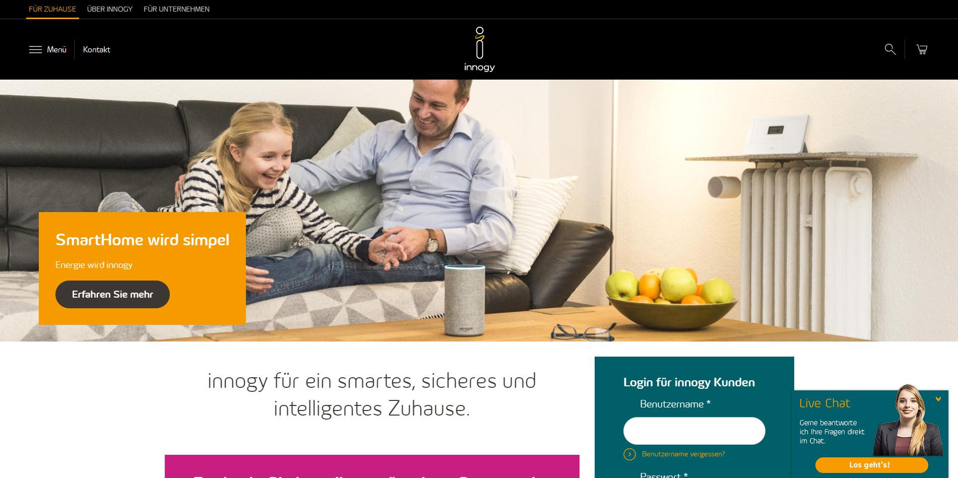 alternativen zu innogy smart home die besten innogy. Black Bedroom Furniture Sets. Home Design Ideas
