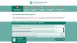 profi-zahnzusatzversicherung.de Zahnzusatzversicherung Vergleich Startseite Screenshot 1