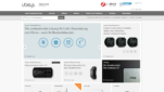 ubisys Smart Home Anbieter Startseite Screenshot 1