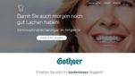 zahnzusatz-angebot.de Zahnzusatzversicherung Vergleich Screenshot 1