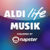 ALDIlife-musikstream Logo