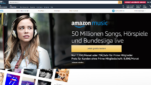 AmazoneMusic-musikstream Screenshot 1