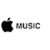 AppleMusic-musikstream Logo