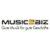 MUSIC2BIZ Logo