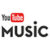 YouTube-musikstream Logo